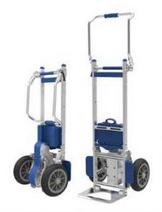 Sube escaleras electrico ZW7100G sube pesos por escaleras hasta 100kg